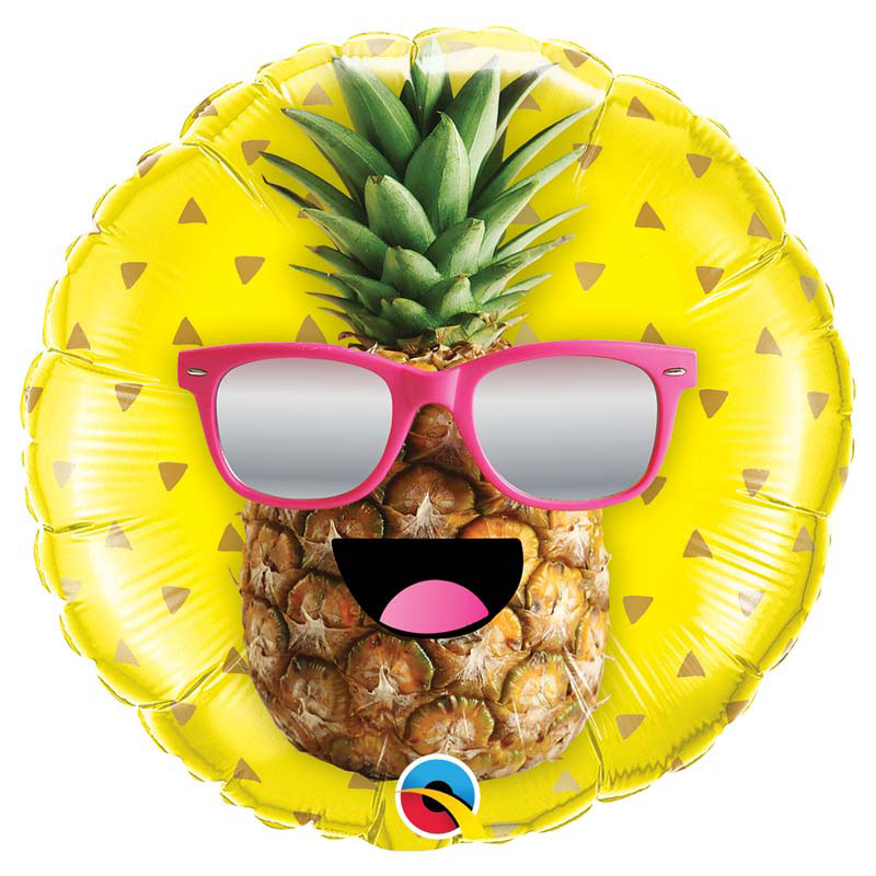 Ballon Mr Cool Ananas