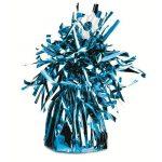 Poids aluminium bleu clair
