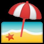 Icone Categorie - Vacances, Plage et été